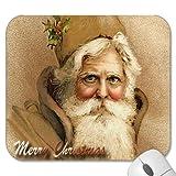 "Mousepad - 9.25"" x 7.75"" Designer Mouse Pads - Design: Xmas - Christmas (MPXM-018)"