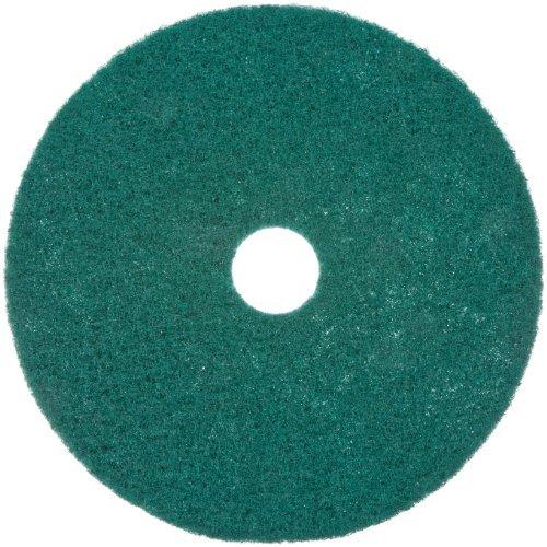 Premiere Pads PAD 4020 GRE Standard Heavy-Duty Scrubbing Floor Pad, 20 Diameter, Green (Case of 5) by Premiere Pads