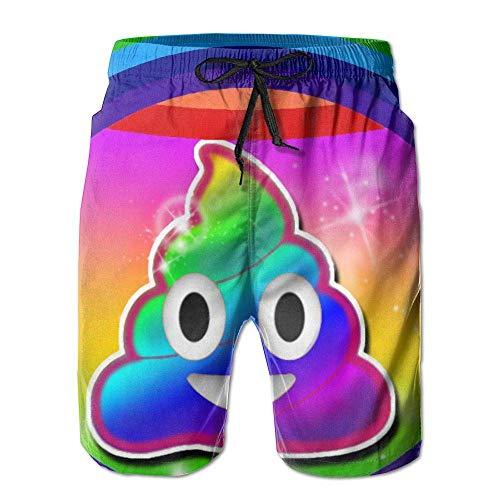 Youth Comfortable Hawaii Surfing Visor Classic Beach Shorts Swim Trunks Board Shorts
