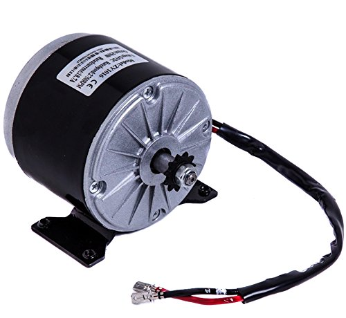 24V 250W Electric Motor fit MotoTec MT-MR Mini Racer V2, Razor MX350 Dirt Rocket