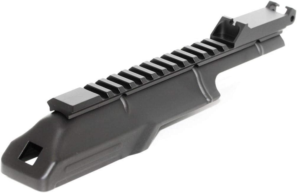 Airsoft Parts 288mm AK74 Upper Cover /& 20mm Tactical Rail Rear Sight