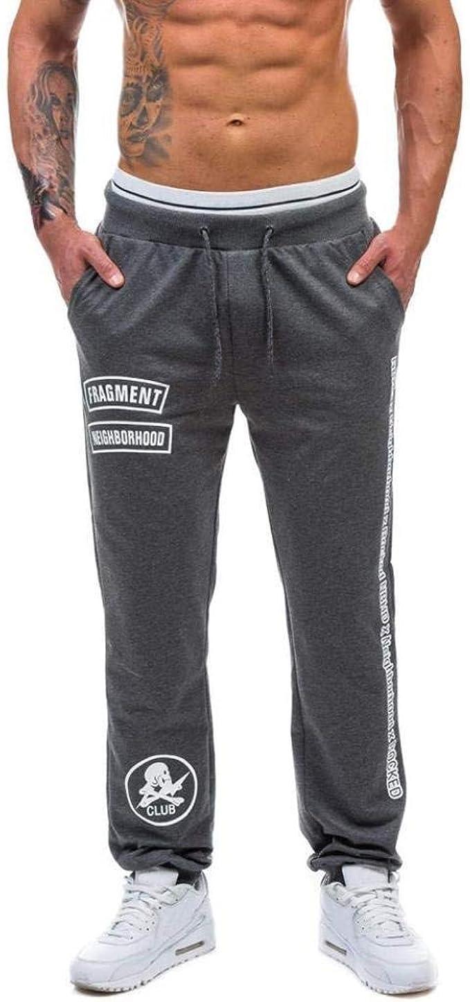 Pantalones De Entrenamiento Para Hombres Pantalones Deportivos ...