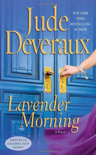 book cover of Lavender Morning