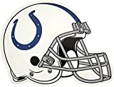NFL Indianapolis Colts Outdoor Small Helmet Graphic Decal