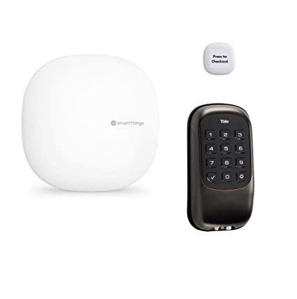 AirLocking - Your Smart Lock and Checkout Button for Airbnb - - Amazon.com