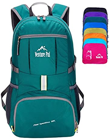 81e24b88b3ab Venture Pal Lightweight Packable Durable Travel Hiking Backpack Daypack