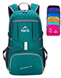 Venture Pal Lightweight Packable Durable Travel Hiking Backpack Daypack-ArmyGreen