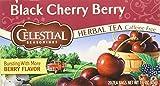 Celestial Seasonings Tea Herb Black Cherry Be