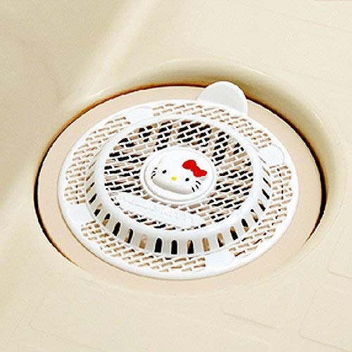 Hello Kitty Hair Stopper Catcher Shower Hair Trap Drain Protector Strainer Bath by Hello Kitty