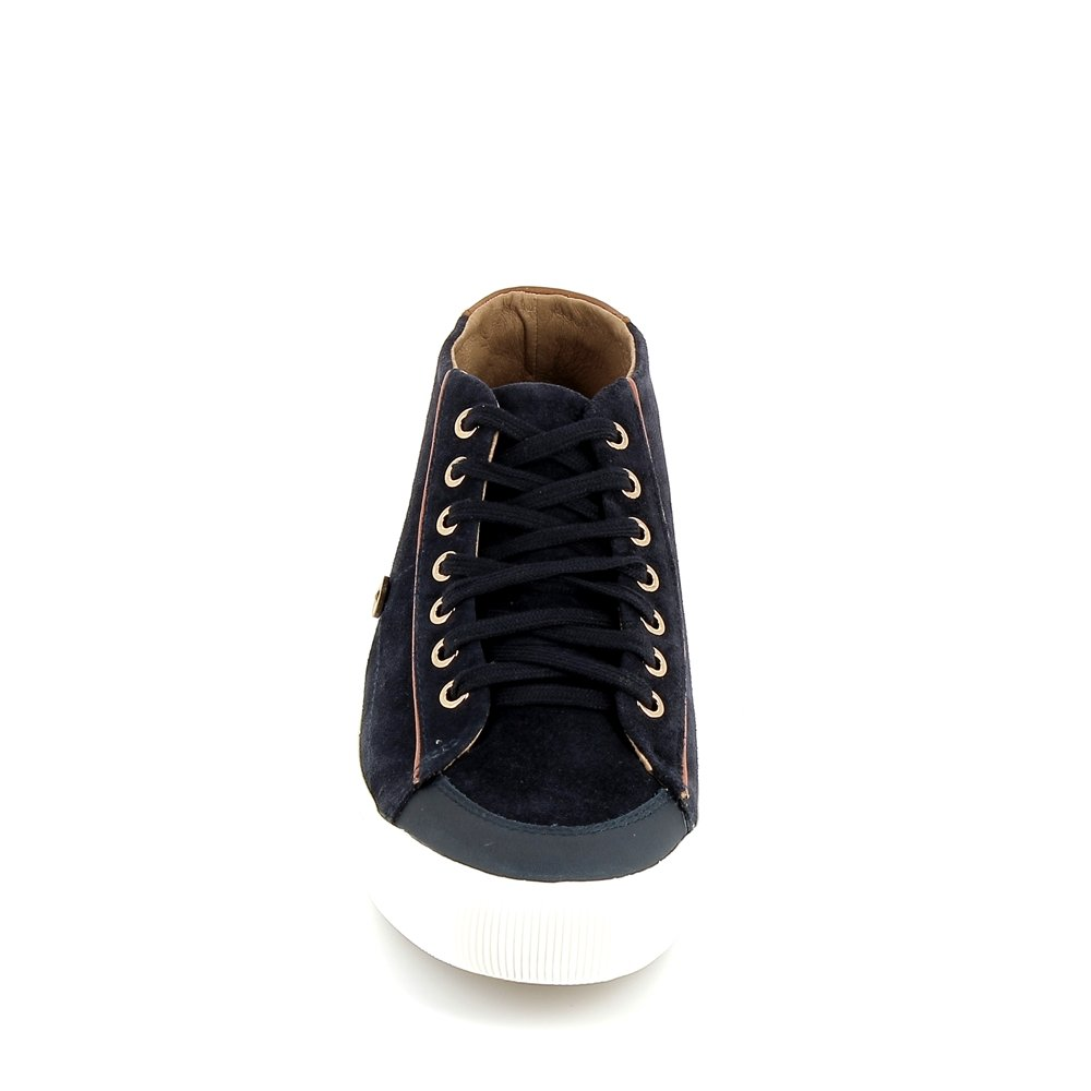 Faguo Birchmid Unisex-Erwachsene Birchmid Faguo Hohe Sneaker Blau (Navy) 4b394e