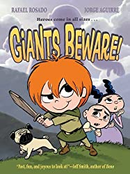 Giants Beware! (The Chronicles of Claudette) by Jorge Aguirre (2012-04-10)