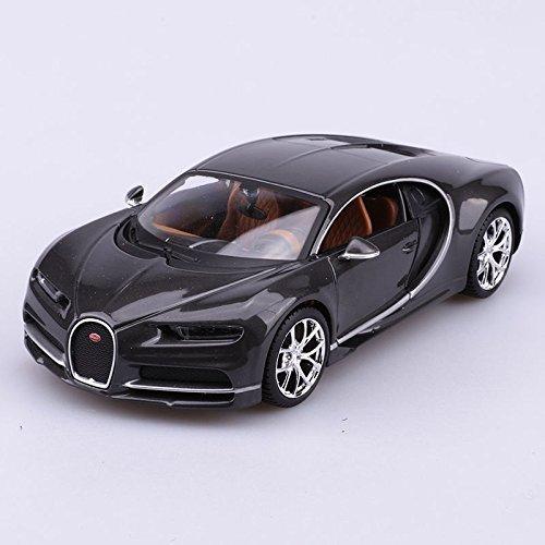 Bugatti Chiron Grey 1 24 By Maisto 31514