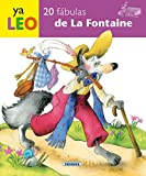 img - for 20 fabulas de La Fontaine (Ya Leo) (Spanish Edition) book / textbook / text book
