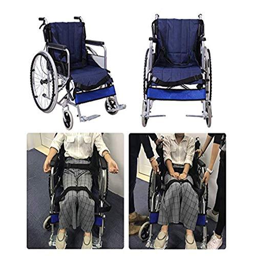 YAOBAO Elevador de Pacientes Escalera Tablero Deslizante,Equipo de ayudas a la Movilidad Deslizamiento de la Rueda Disco de Transferencia Cuidado del ...