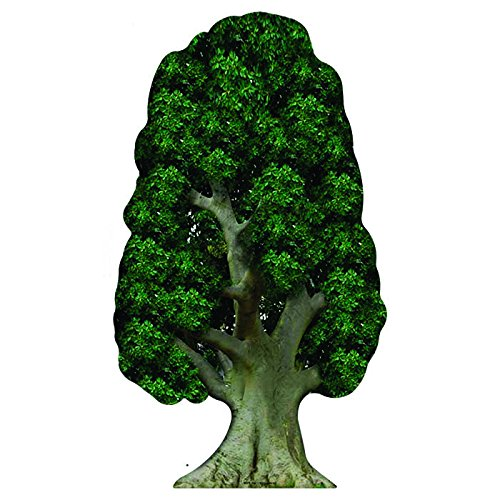 Star Cutouts SC275 Tree Cardboard Cutout Standup]()