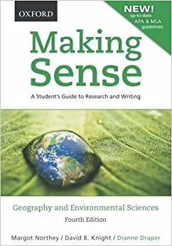 Book Making Sense: A Student's Guide to Research and Writing by Margot Northey (2010-04-12)