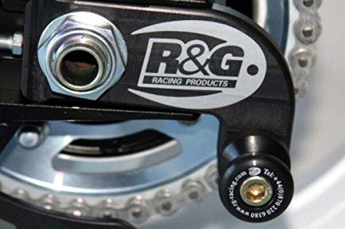 R&G(アールアンドジー) コットンリール ブラック GSX-R600(K8-L0) GSX-R750(K8-L0) RG-CR0017BK B005JWK2MK