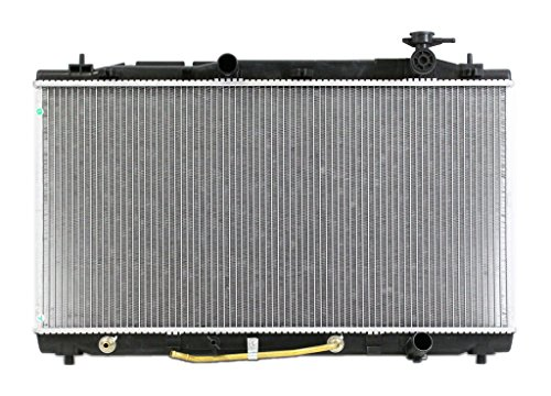 Radiator - Pacific Best Inc For/Fit 13035 07-11 Toyota Camry Japan 07-12 Lexus ES350 3.5L w/o Tow PTAC