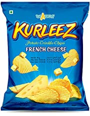 Kurleez French Cheese Chips 30 g