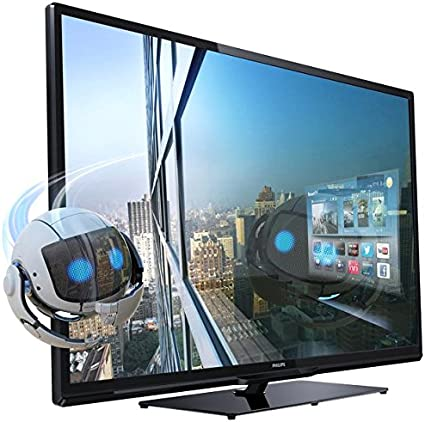 Philips Televisor Smart LED 3D ultrafino 46PFL4468H: Amazon.es: Electrónica