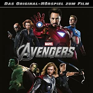 The Avengers Hörspiel