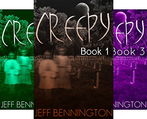 Book cover from Creepy Series (3 Book Series)by Jeff Bennington