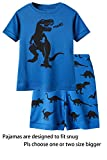IF Pajamas Big Boys Pajamas 100% Cotton Blue Pjs Clothes Kid 8