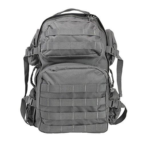 NcStar Vism Tactical Backpack, Urban Gray