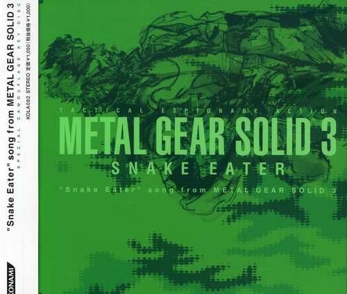 Snake Eater: Song From Metal Gear - Online Gigi Shop