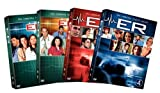 ER - The Complete First four Seasons [Box Set Seasons 1-4]