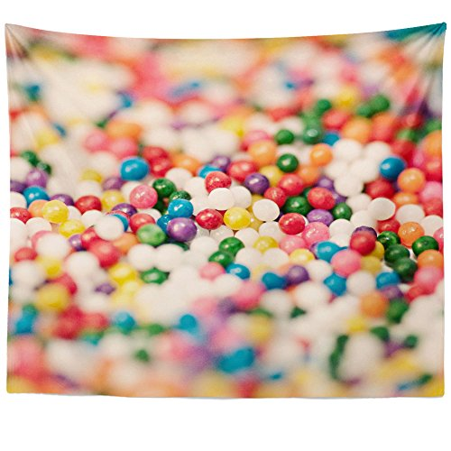 Westlake Art Wall Hanging Tapestry - Confectionery Candy - P