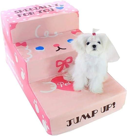 Yuandudu Louti Mascota Escalera Subiendo Bite Resistente Gato de Juguete y el Perro de Escalera escaleras Juguete for Mascotas: Amazon.es: Productos para mascotas
