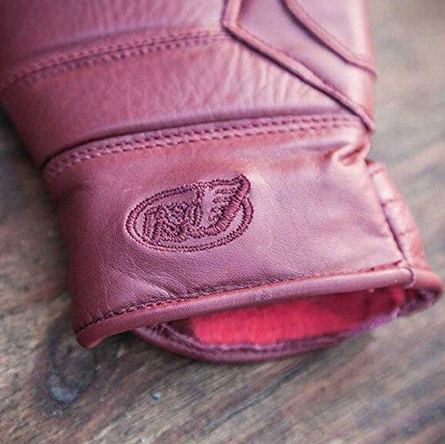 Oxblood Medium Roland Sands Design Apparel Roland Sands Design Ronin Mens Off-Road//Dirt Bike Motorcycle Gloves