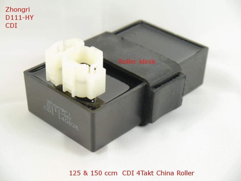 CDI Steuerger/ä f/ür 125 150ccm Retro Roller Baotian Znen ZN125-H