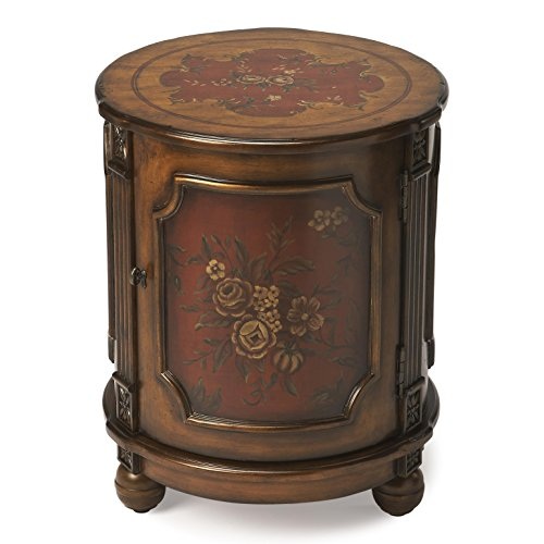 Butler Specialty Company 584065 Thurmond Hand Painted Drum Table, ()