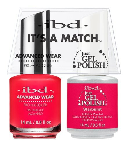 IBD Advanced Wear - It's A Match Duo - Starburst - 14ml / 0.5oz Each IBDSECONDARY158
