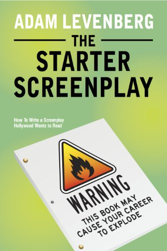 ay: An Executive's Perspective on Screenwriting (Play Starter)