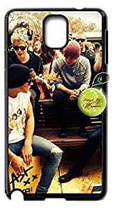 Five seconds of summer Samsung Galaxy Note 3 N9000 Durable Hard Plastic Case Cover Custom DIY.
