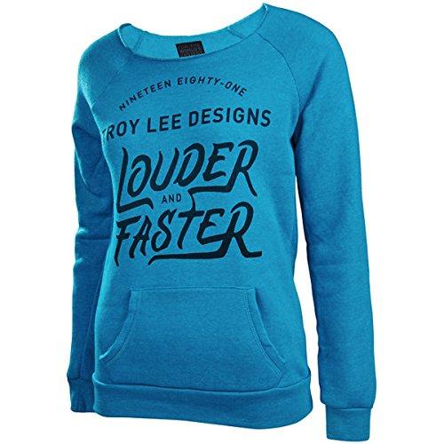 Lee Sports Pullover - Troy Lee Designs Womens Misfit Sweater Sweatshirt