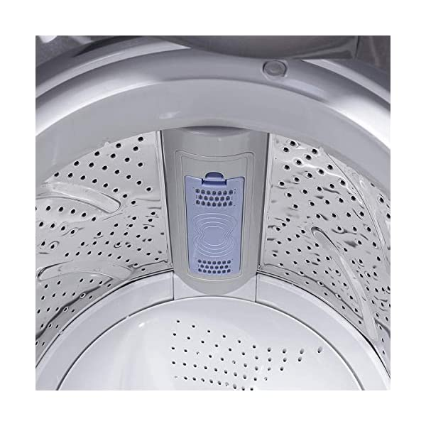 Godrej 7.5 Kg 5 Star Fully-Automatic Top Loading Washing Machine (WTEON ALR C 75 5.0 ROGR, Grey) 2021 June Fully-automatic top load washing machine: Affordable with great wash quality, Easy to use Capacity 7.5 kg: suitable for small families Manufacturer warranty: 10 Year Warranty on Wash Motor and 2 year Warranty on product