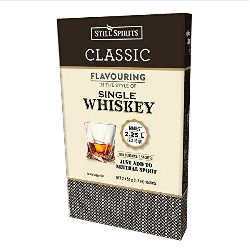 Single Malt Vanilla Wine - Still Spirits Classic Single Malt Whiskey Premium Essence Flavours 2.25L