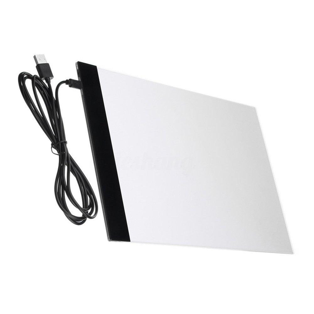 USB Sendgo per Disegno Formato A4 Copia Stencil a LED Tavolo Scatola 3 Brightness Levels