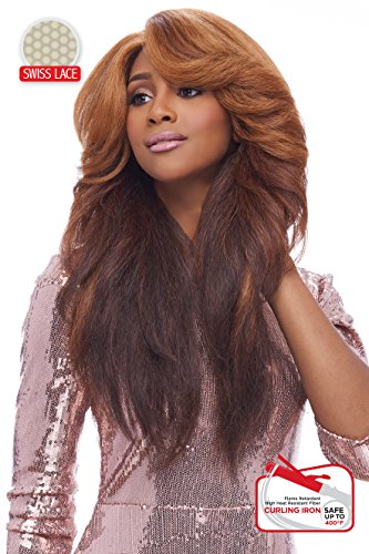 BEYONCE STYLE LACE FRONT WIG SWISS LACE LONG STRAIGHT LSD03 - Style Beyonce