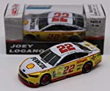 Joey Logano 2017 Shell-Pennzoil Darlington Throwback 1:64 Nascar Diecast