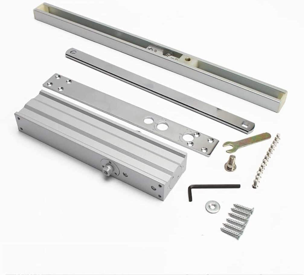 Fire Heavy Duty Door Closer Positioning for Residential and Light Commercial Use 0423 Concealed Hydraulic Door Closers