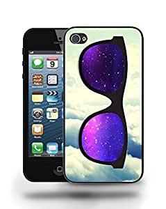 Hipster Infinity of Love Colorful Glasses Phone Case Cover Designs for iPhone 5