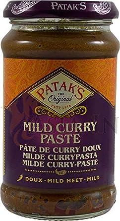 Milde indische Currypaste, 283 g: Amazon.de: Lebensmittel & Getränke
