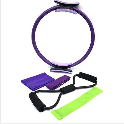 Amazon.com : Amys store -eu 5PCS Pilates Ring Set ...