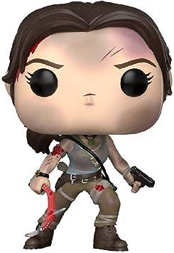 Funko 29007 jeux Tomb Raider Lara Croft Pop Vinyl Figure