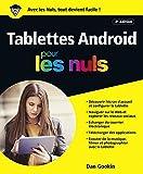 Tablettes Android pour les Nuls grand format, 4e édition